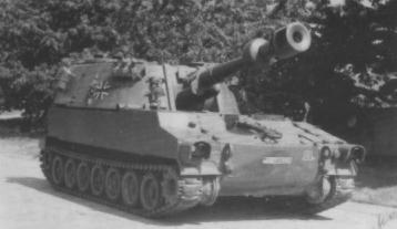Panzerhaubitze M 109 G